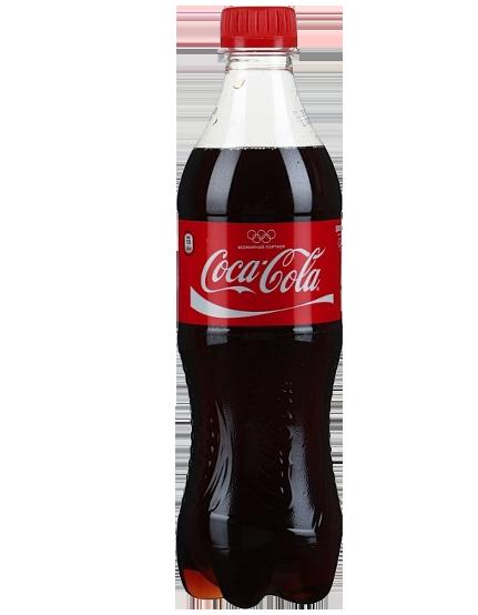 Кока-кола 0.5л